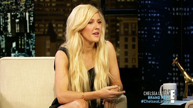 Goulding Shocked at Her Celeb Fans