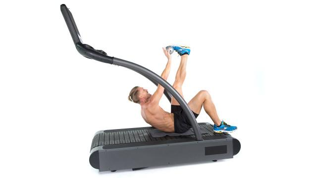 Burn 100 - Treadmill Conditioning