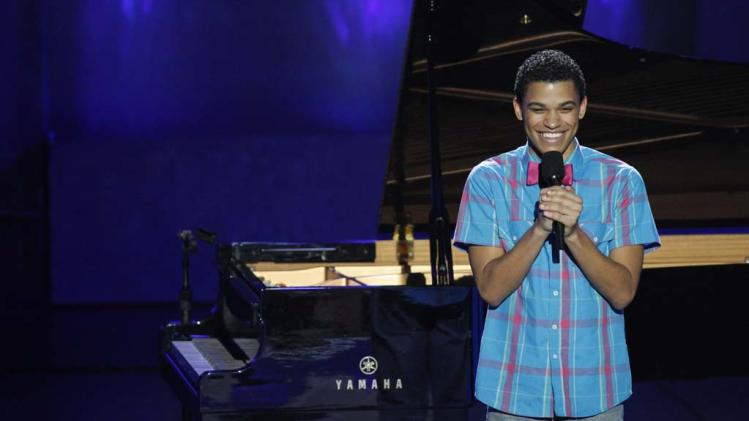 "Daniel Joseph Baker (singer/pianist) is one of the Top 48 acts on Season 6 of ""America's Got Talent."""