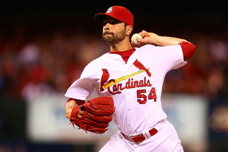 The Braves rotation overhaul continued Thursday with the acquisition of Jaime Garcia. (Getty Images/Dilip Vishwanat)