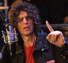Howard Stern Promises To Keep It Clean On 'America's Got Talent'