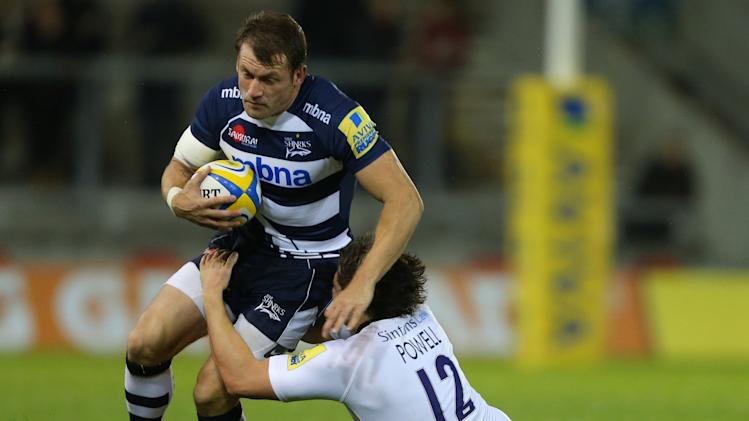 Rugby Union - Aviva Premiership - Sale Sharks v Newcastle Falcons - AJ Bell Stadium