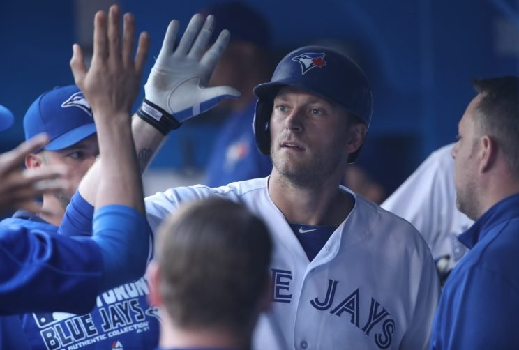 Phillies, Michael Saunders agree to 1-year deal