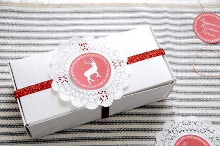 Gift Tags by Creature Comforts