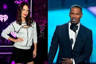 Katie Holmes and Jamie Foxx, dating?