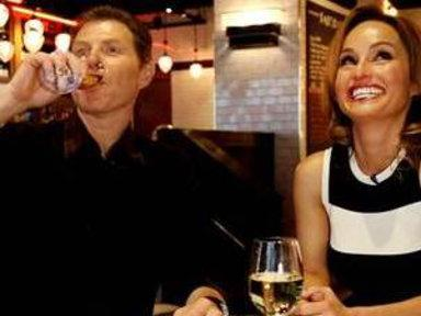 Perfect Pairing: Bobby Flay and Giada De Laurentiis Talk Relationships