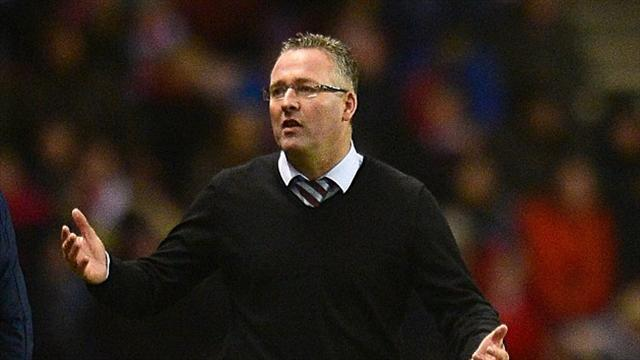 Premier League - Lambert set to get new Villa contract
