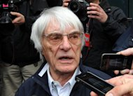 Formula One boss Bernie Ecclestone (pictured in April) has offered to stump up £35 million ($54.5 million) to stage a grand prix around London's famous streets, according to the Times