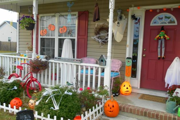 OutdoorHalloween Decor