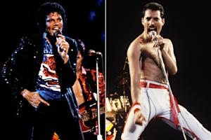 Michael Jackson Duets With Freddie Mercury Set for Release