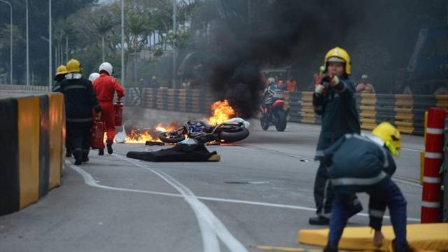 Motorsports - Double tragedy in Macau