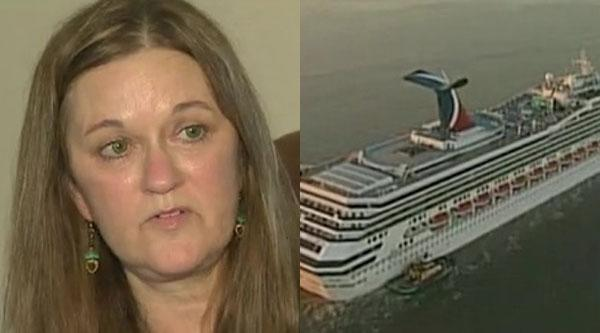 Friendswood woman sues Carnival Cruise Lines: 'I want them to tell the truth'