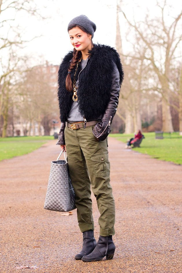 peony lim winter outfit