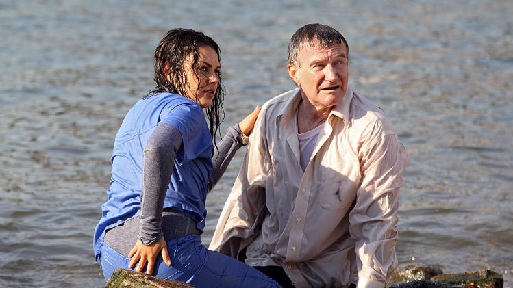 Mila Kunis, Robin Williams
