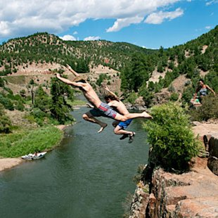 Rafting: Kremmling, CO