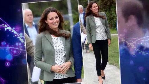 Kate Middleton's Post-Baby Debut!