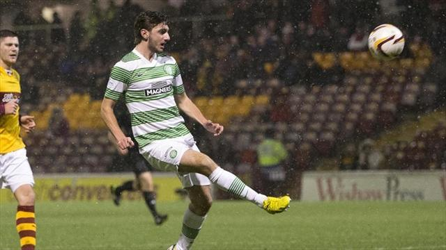 Scottish Premiership - Five-star Celtic hammer Motherwell