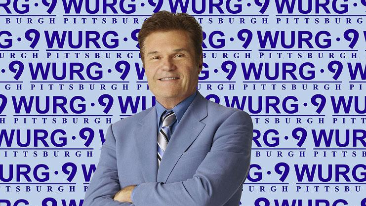 Fred Willard stars as Marsh McGinley in Back To You.