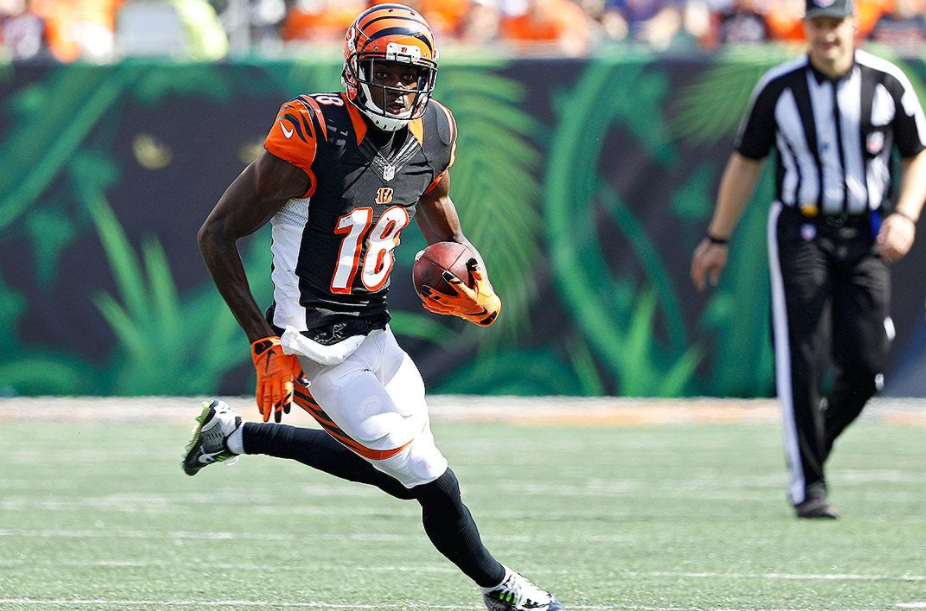 A,J. Green is a major Week 16 wild card for fantasy survivors