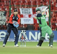 Paul Stirling scored 71 as Ireland overcame Bangladesh in a T20 warm-up