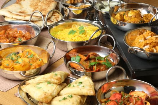 Indian food informality easily lends itself to sharing with a large group of friends or family. Here's some advice on how to do it properly