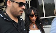 Naomi Campbell Throws Lavish Party in India