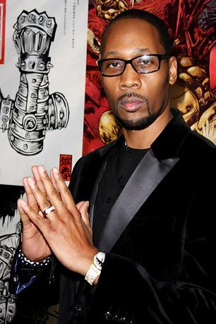 RZA Sends Love to Staten Island After Sandy