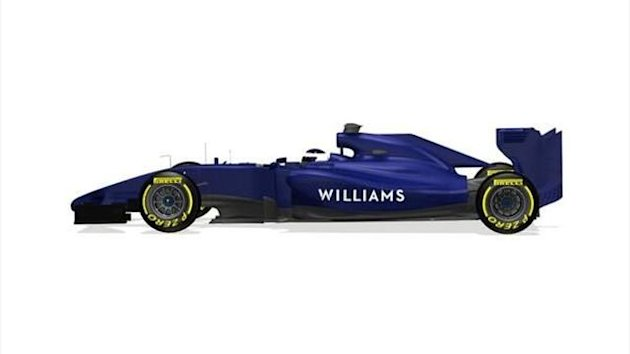 Williams has become the first Formula 1 team to reveal its nose design for 2014 by releasing a rendering of the new Mercedes-powered FW36 (Twiiter: @WilliamsF1Team)