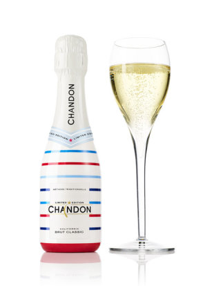 4th of July! Chandon's 4th of July Recipes