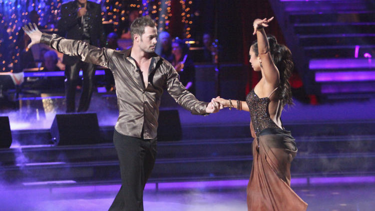 William Levy and Cheryl Burke (4/23/12)