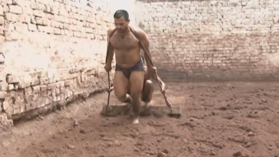 Traditional wrestling on wane in Pakistan