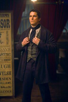 Christian Bale in Touchstone Pictures' The Prestige