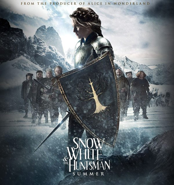 Critics Love Kristen Stewart's New Movie 'Snow White And The Huntsman'
