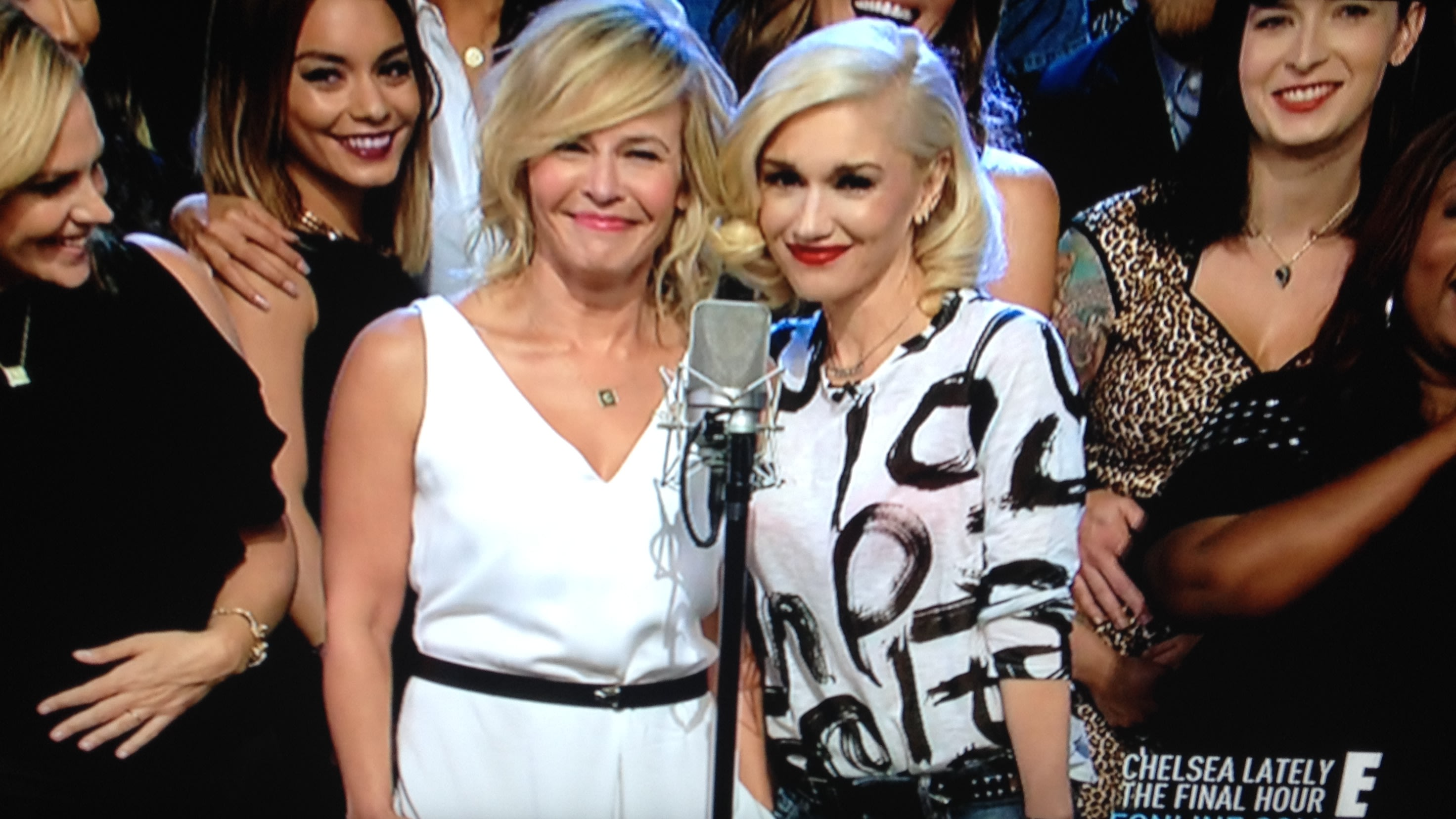Chelsea Handler's Star-Studded Finale: Celebrities Gather to Sing for 'Lately' Host (VIDEO)