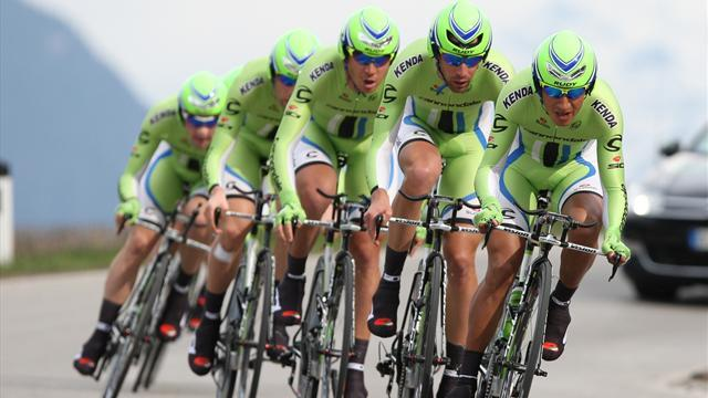 Cycling - Double champion Basso pulls out of Giro