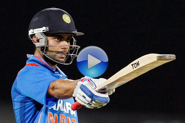 Play Video: Kohli's post match press-conference