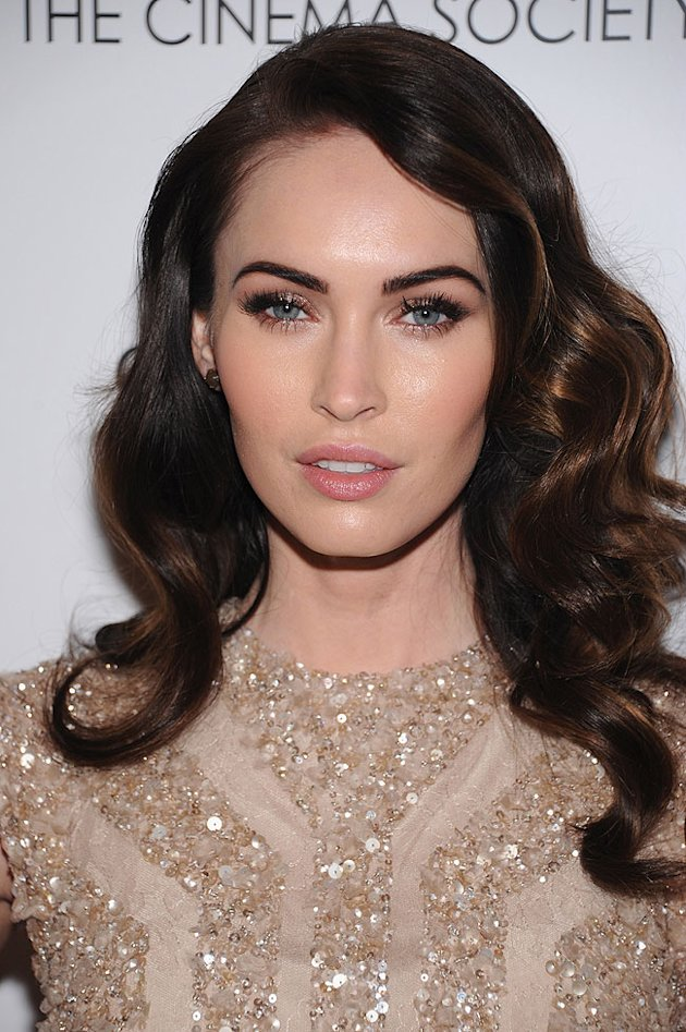 Megan Fox's eyebrows: perfect?