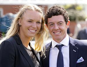 Caroline Wozniacki Is Engaged to Golfer Rory Mcllroy -- See Her Ring