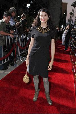 Shiva Rose-McDermott at the Los Angeles premiere of Focus Features' Lust, Caution