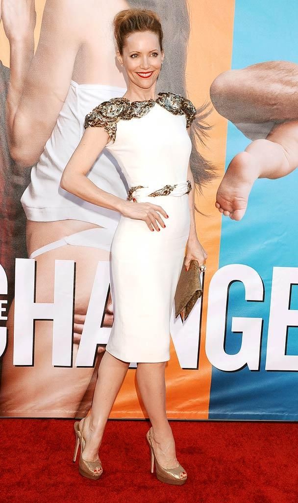 Leslie Mann Change Up Pr
