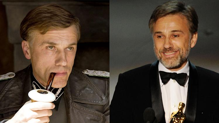 Christoph Waltz, Best Supporting Actor of 2009, 'Inglourious Basterds'