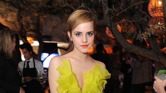 Emma Watson MTV After Prty