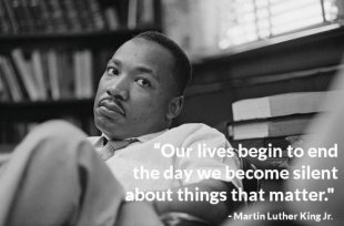 A Few of My Favorite Lessons From MLK image martinlutherkingjr2 b
