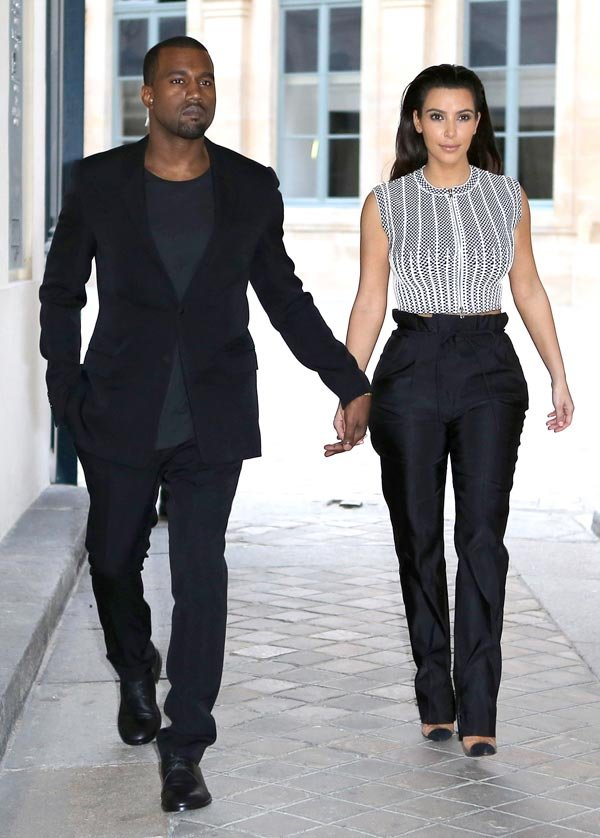 Kim Kardashian & Kanye West Reality Show Getting Closer
