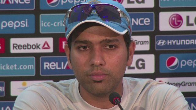 'In cricket there is no place for overconfidence' - Sharma