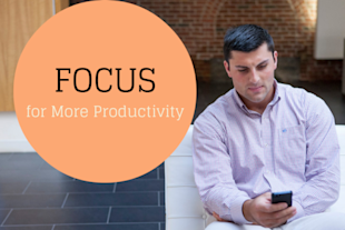 Increase Your Focus for Better Productivity image Focus for productivity 600x400