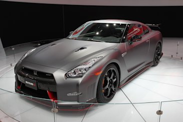 Click for gallery: Nissan GT-R Nismo