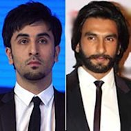 Ranbir Kapoor Gives Ranveer Singh The Cold Shoulder At Awards Event?
