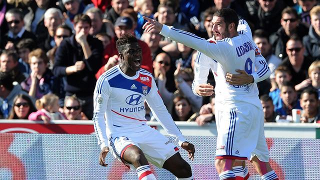 Ligue 1 - Lyon held at Stade Brest, Marseille win