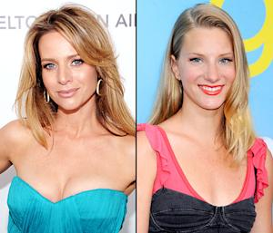 "Heather Morris Will Be an ""Amazing Mother,"" Glee Costar Jessalyn Gilsig Says"